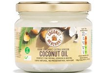 coconut oil for feet