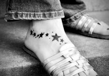 foot tattoos designs aftercare