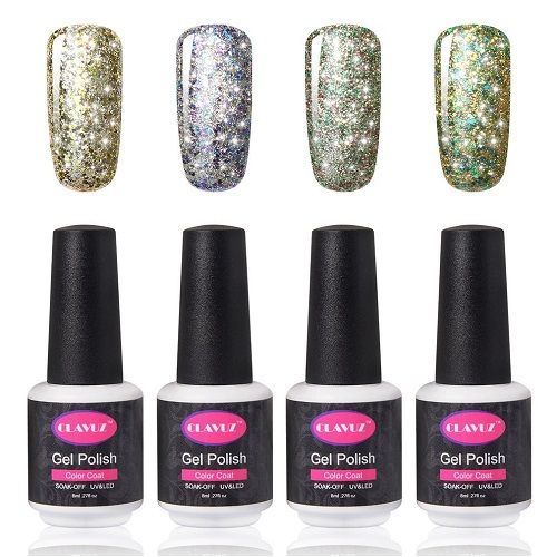 CLAVUZ Starry Gel Nail Polish