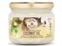 coconut oil for feet