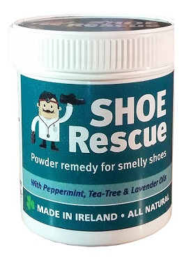 foot and shoe powder