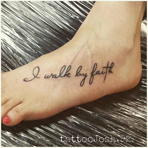word tattoo