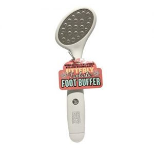 soap and glory foot file