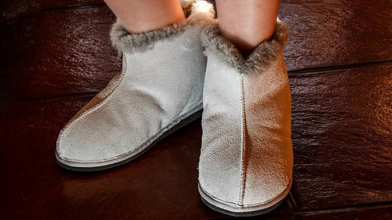 winter footcare