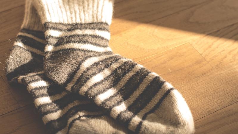 socks for winter