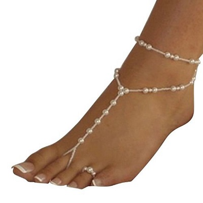 Barefoot Sandal Foot Jewelry
