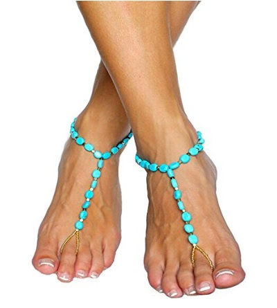 Adjustable Anklet Boho Beads Anklets Bracelet