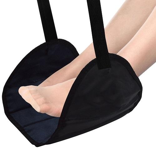 Portable Foot Rest Travel Plane Footrest