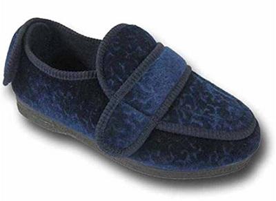 slippers for swollen feet womens