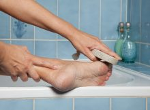 How to Use Pumice Stone on Your Feet